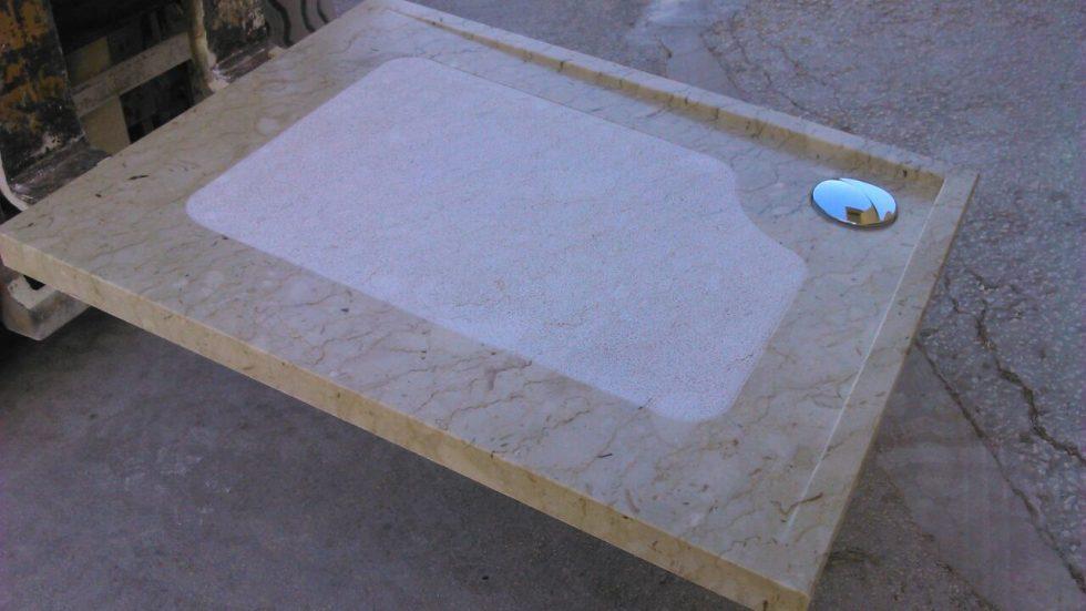 Piatto doccia marmo 4