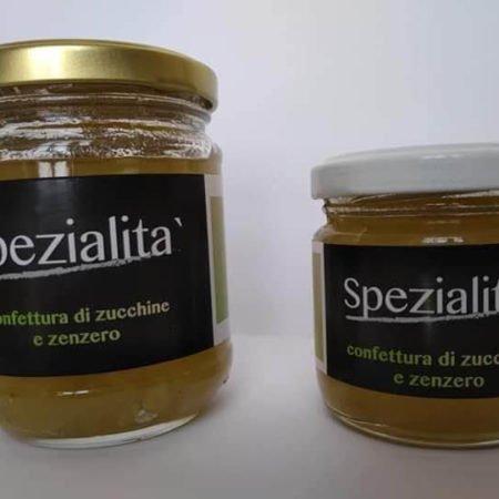 Zucchine e Zenzero