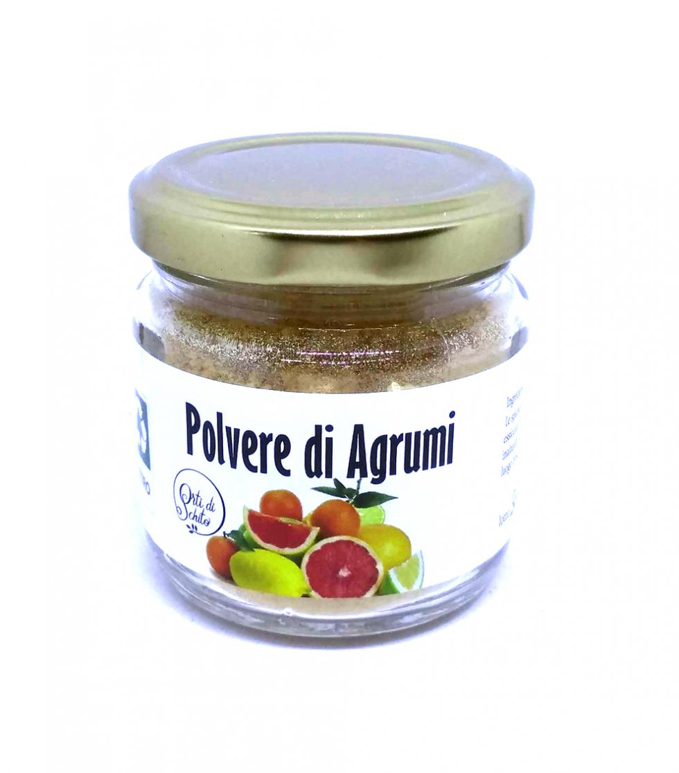 Polvere di Agrumi