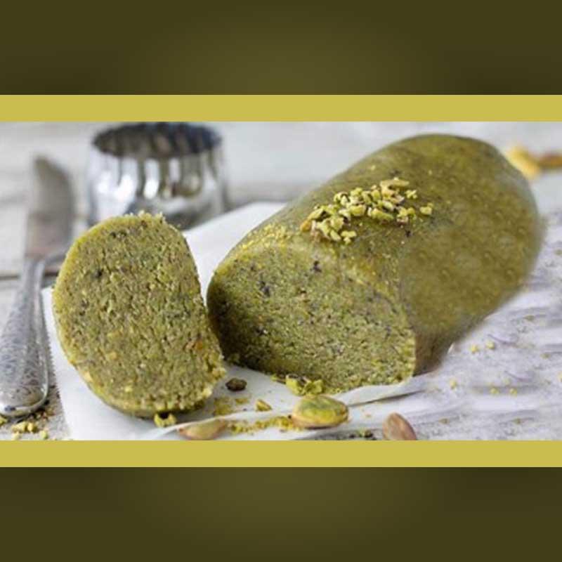 panetto al pistacchio granite gelati bevande