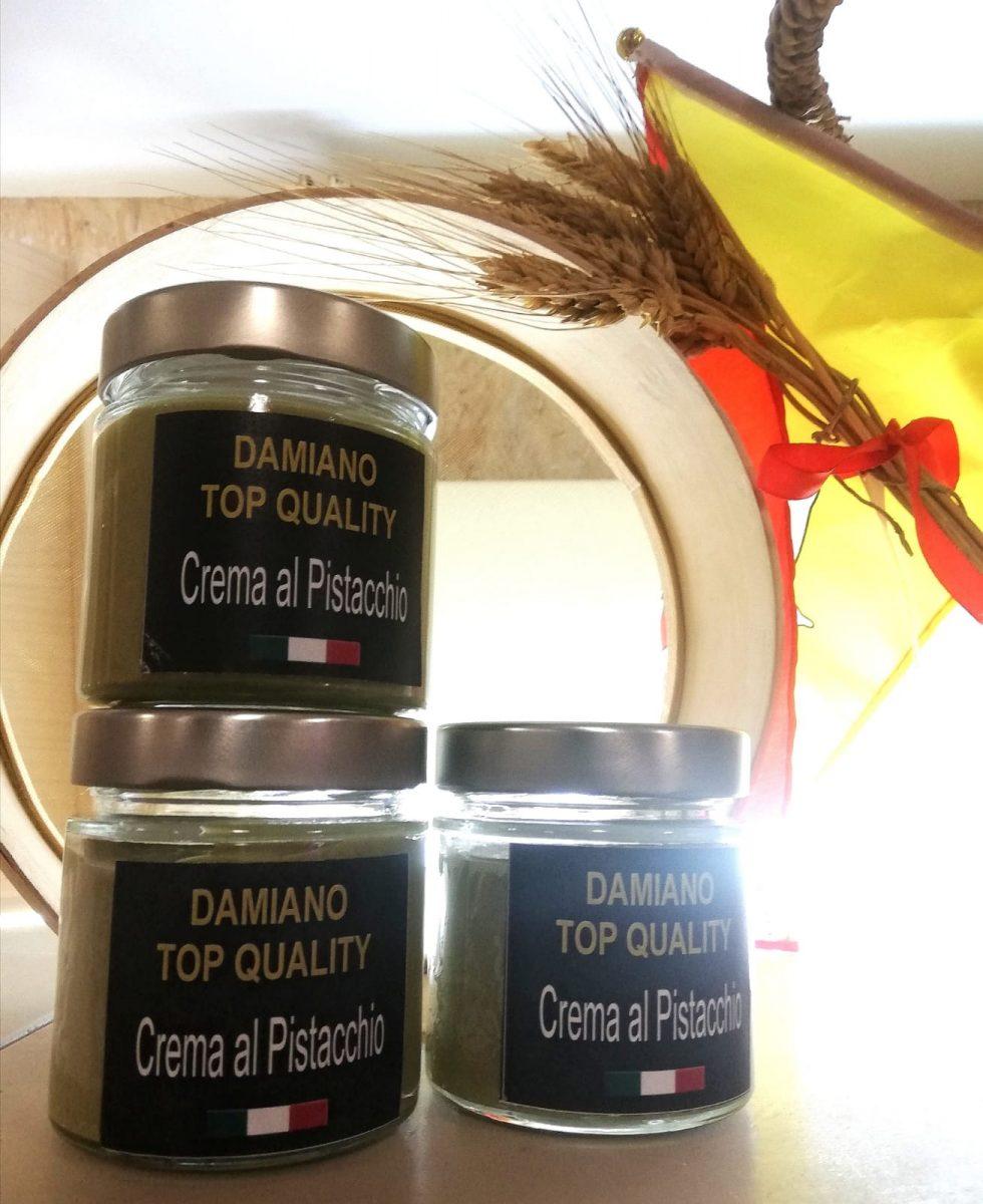 crema al pistacchio top quality